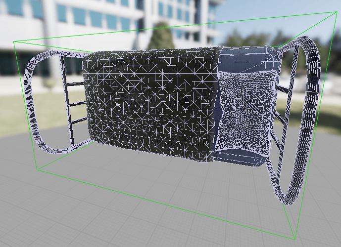 Complex & Simple Collision in Unreal Engine